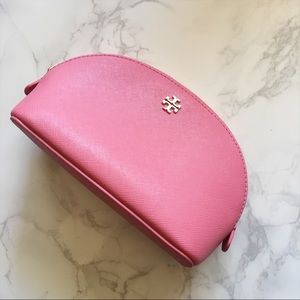 • Tory Burch • Pink Cosmetics Bag